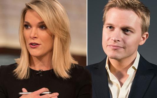 Megyn Kelly's lawyer wants Ronan Farrow on-hand to meet with NBC execs