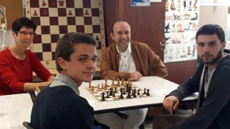 Les échecs, une option au baccalauréat