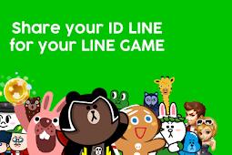 Share ID LINE Disini Buat Keperluan Game Kamu