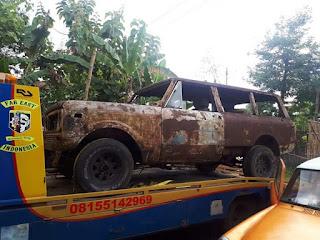 Bahan Langka Jeep International Scout 1970 Pilarless 2pintu