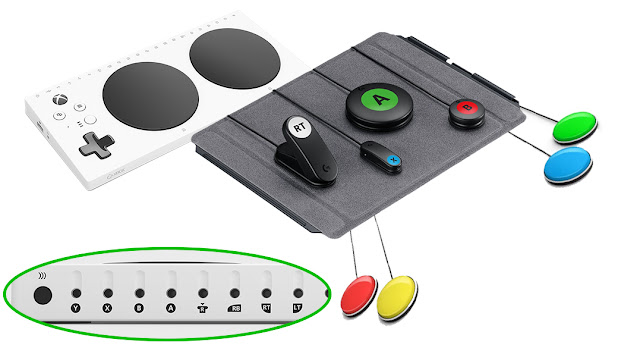 Marvels Avengers Game Accessibility third War Table Xbox Adaptive Controller