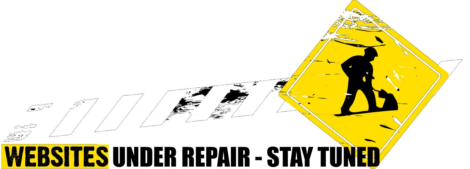 Bildresultat för website under repair
