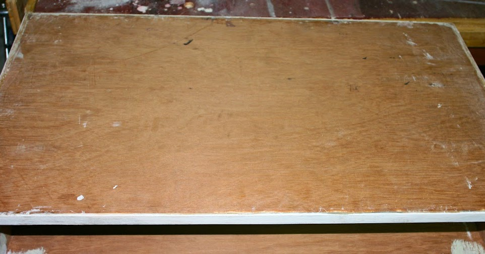 Plywood: Painting Plywood
