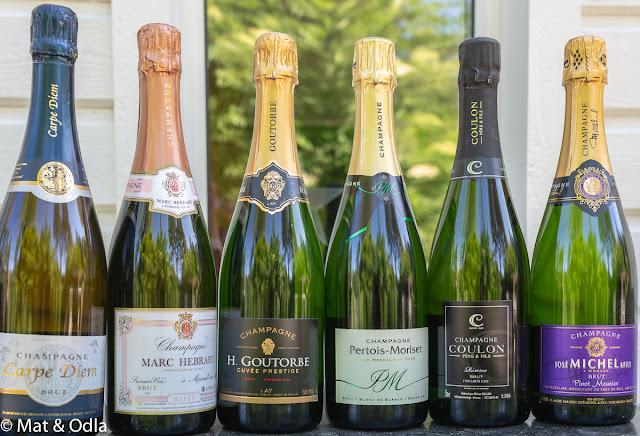Champagne från Champagnehuset