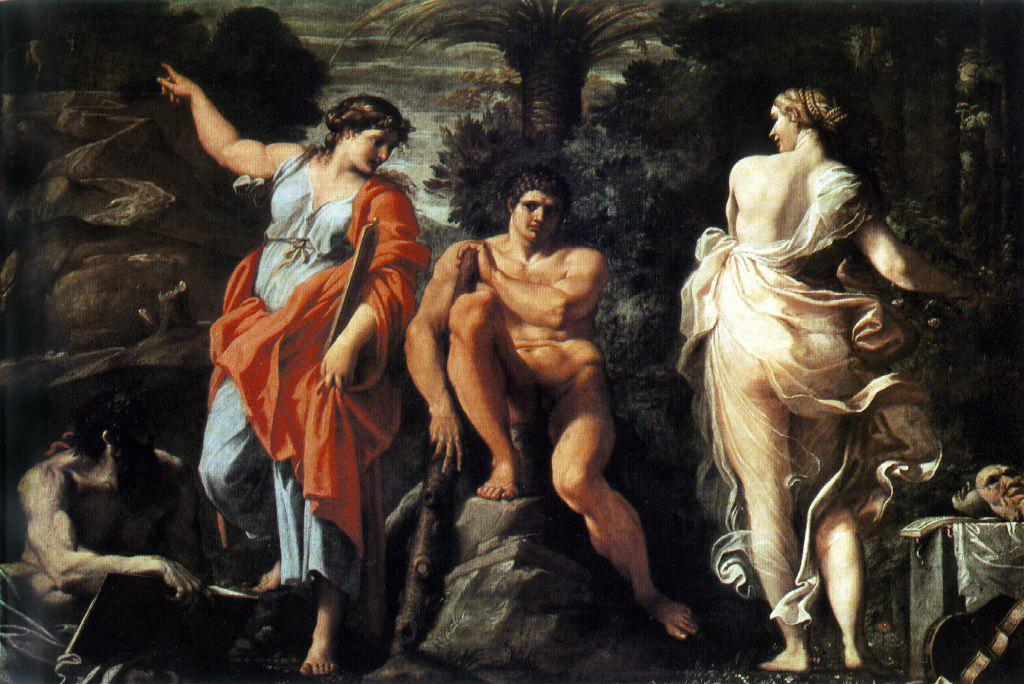 Ο Ηρακλής στο τρίστρατο