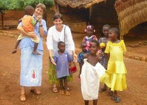 Ayuda a Infancia Misionera