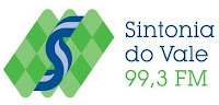 Rádio Sintonia do Vale FM de Barra do Piraí RJ ao vivo