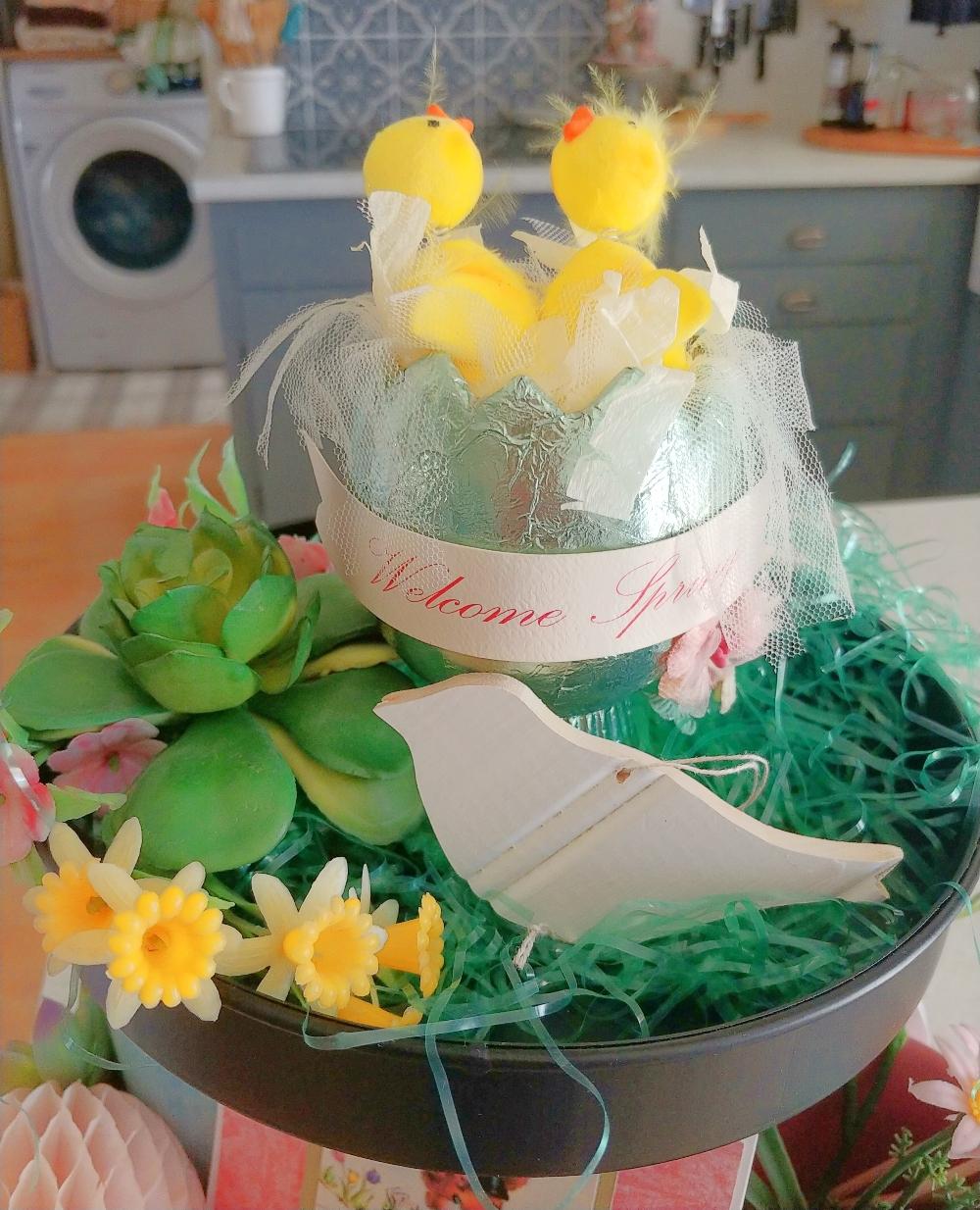Easter Decor Tour