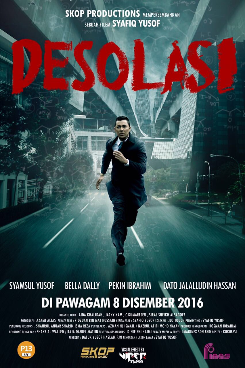 Review Filem Desolasi 2016