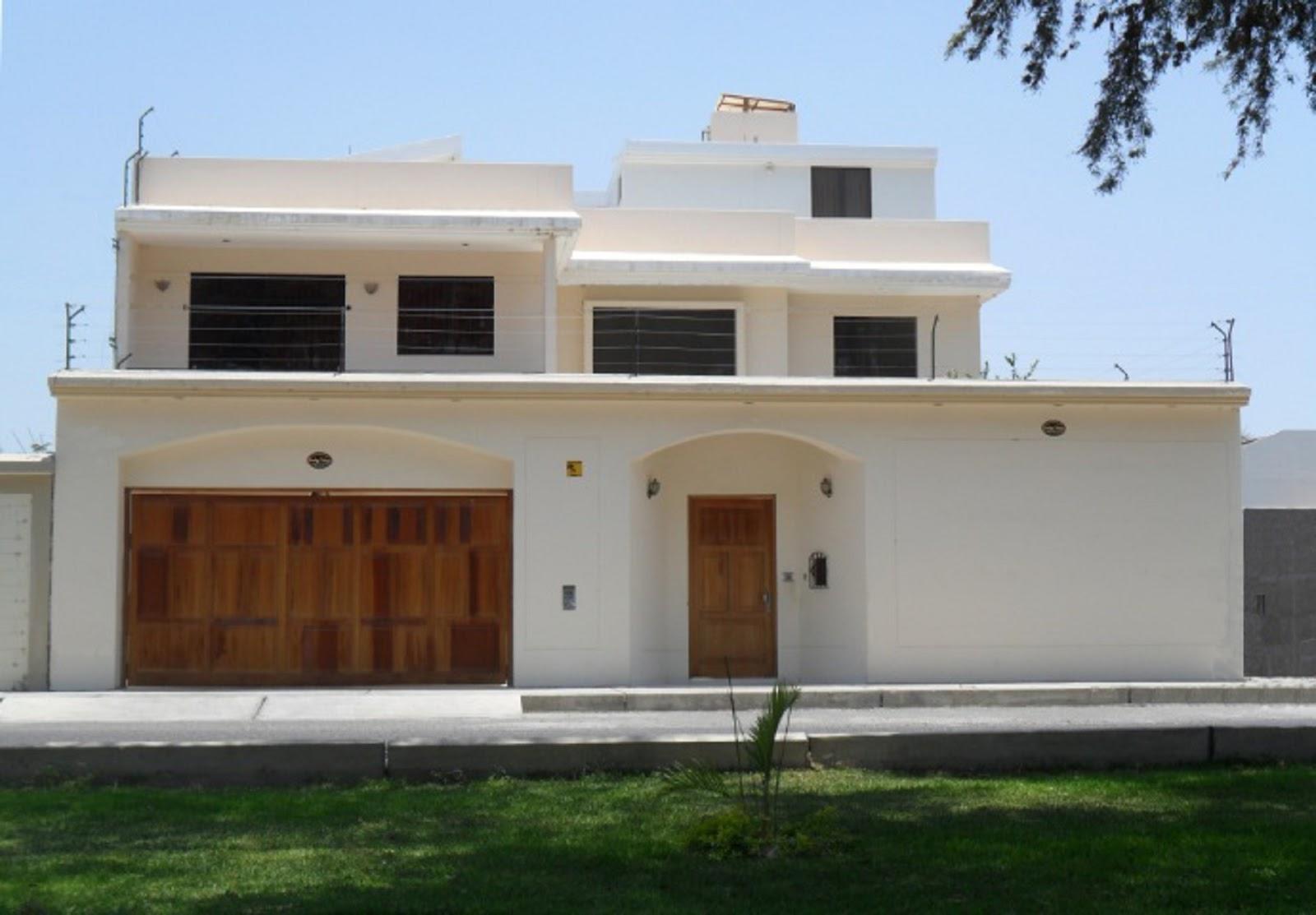 Fachadas Y Casas