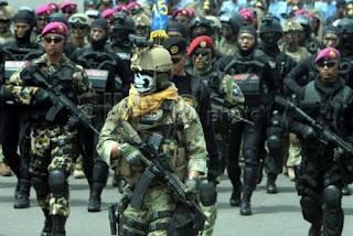Media Asing Blak-blakan Sebut Latihan Prajurit TNI Mengerikan dan Akui Kehebatannya