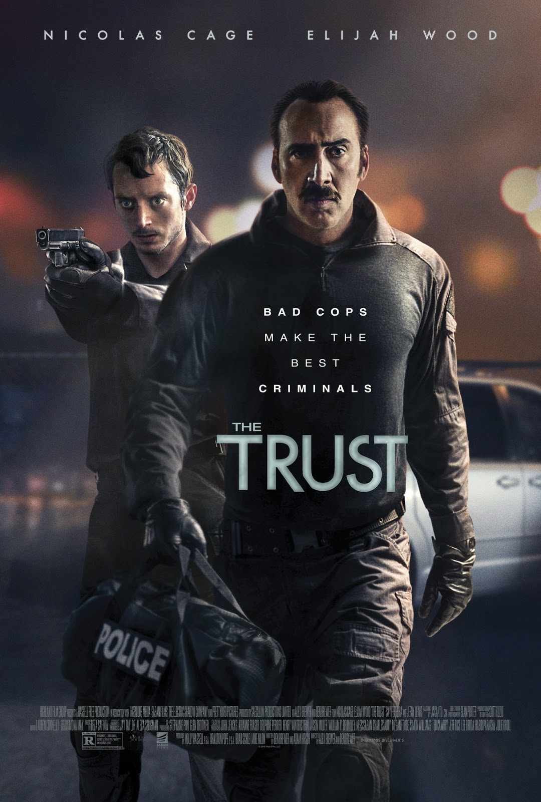 Watch The Trust (2016) Online