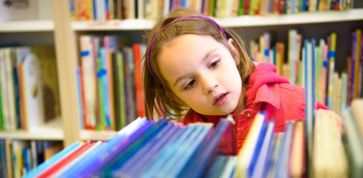 Cómo diseñar una biblioteca en la que los chicos quieran leer