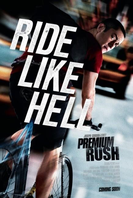 """Premium Rush (2012)"" movie review by Glen Tripollo"
