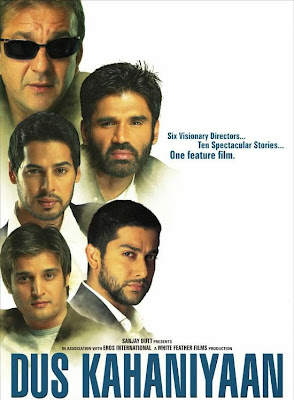 Poster Of Bollywood Movie Dus Kahaniyaan (2007) 300MB Compressed Small Size Pc Movie Free Download worldfree4u.com