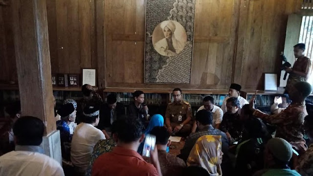 Cerita Anies Saat Dukung Jokowi Tapi Dicalonkan Prabowo DKI 1
