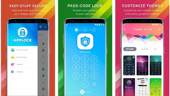 app lock - fingerprint password pro