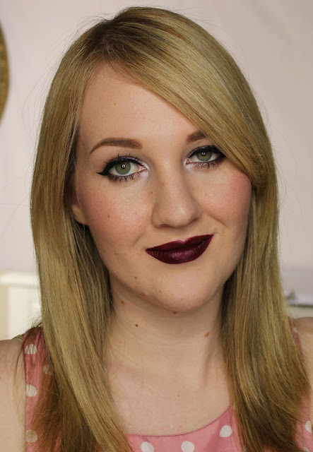 Anastasia Beverly Hills Liquid Lipstick - Sad Girl Swatches & Review