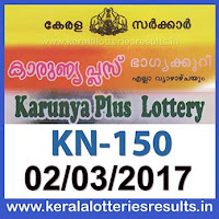 www.keralalotteriesresults.in/2017/03/02-kn-150-karunya-plus-lottery-result-today-kerala-lottery-results