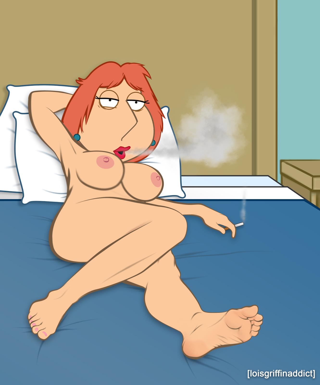 Meg Griffin porno Cartoon spiaggia porno