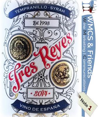 Weinfreunde.de (Rewe Wein online GmbH) - Test und Bewertung spanischer Rotwein