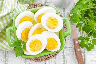 Inilah Jadual Makan Telur Rebus Badan Jadi Kurus