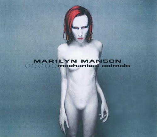 Mechanical Animals de Marilyn Manson
