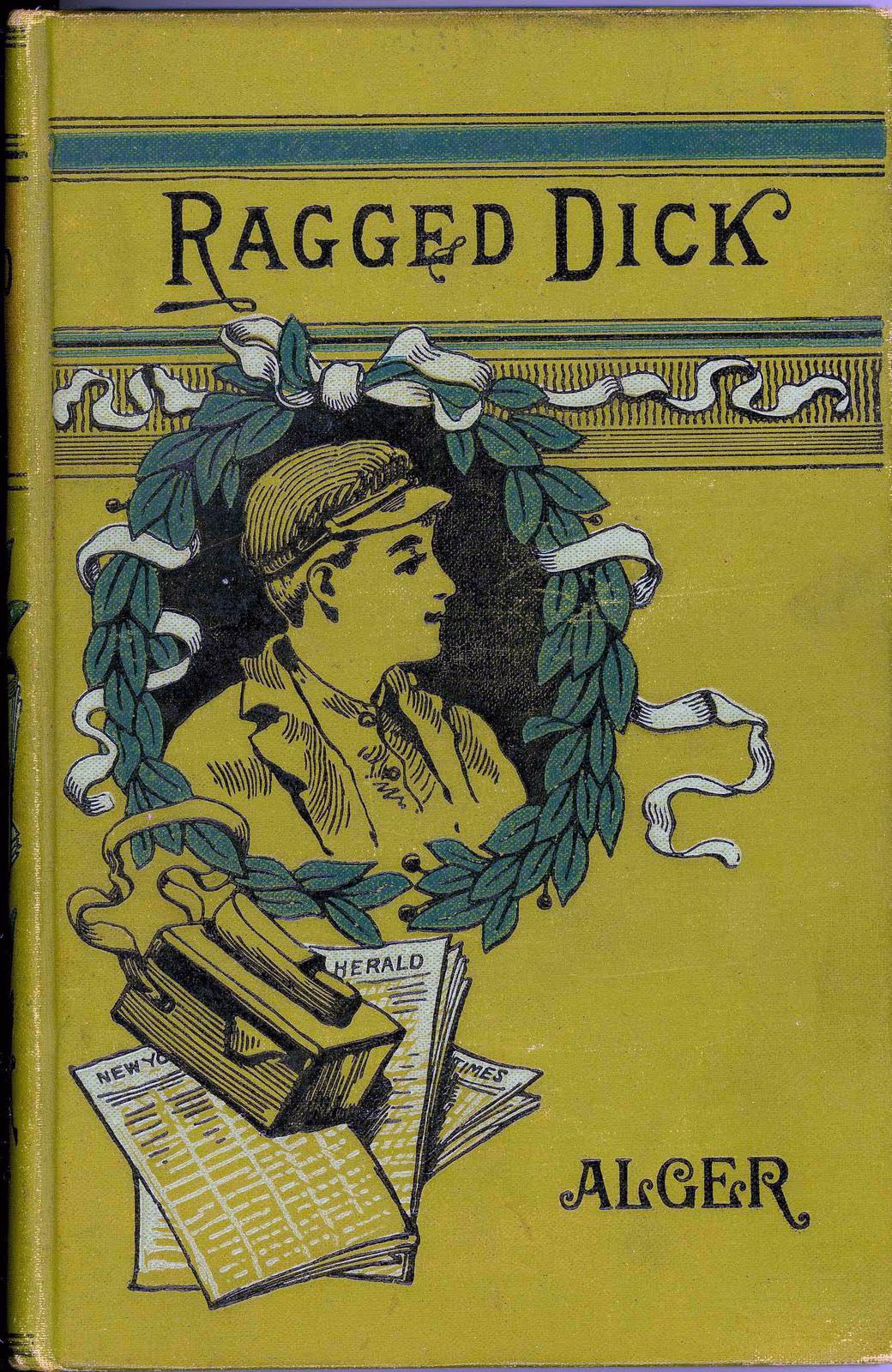 Ragged dicks kalamazoo public library