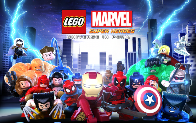 100MB] DOWNLOAD LEGO MARVEL SUPER HEROES GAME ON ANDROID IN