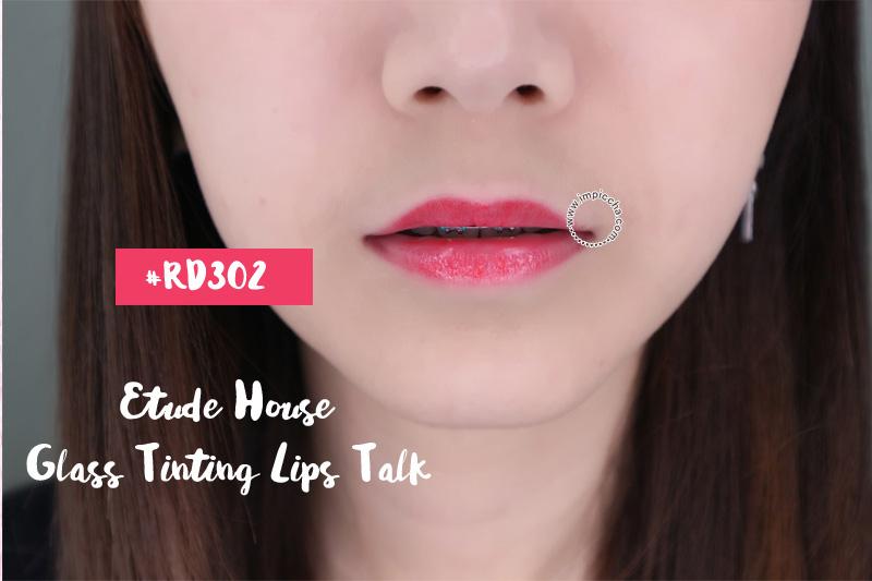 Dear My Glass Tinting Lips Talk - RD302
