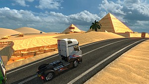 ETS2 Egypt Map