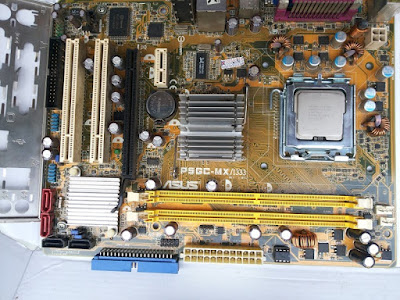 Image Asus P5GCMX/1333 Motherboards Driver