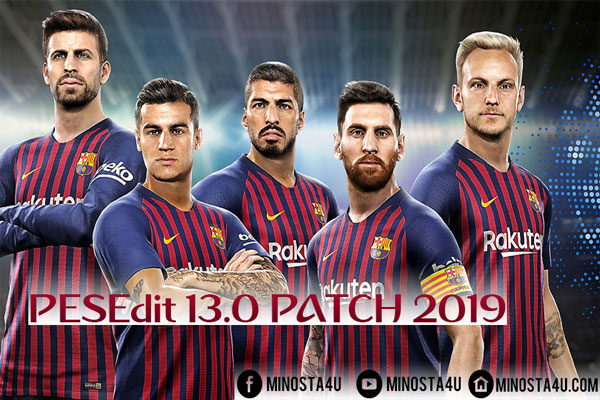 Download game ps3 pes 2013 update terbaru 2019 | PES 2019  2019-06-09