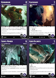 Tyrants of the Underdark Cards