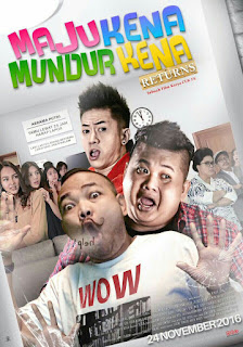 Download Film Maju Kena Mundur Kena Returns (2016) WEB-DL