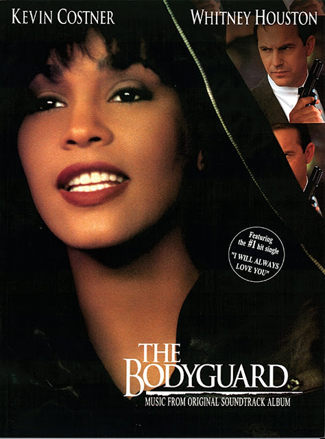 """The Bodyguard (Music from the Original Soundtrack Album)"" (1993) - Book Cover"