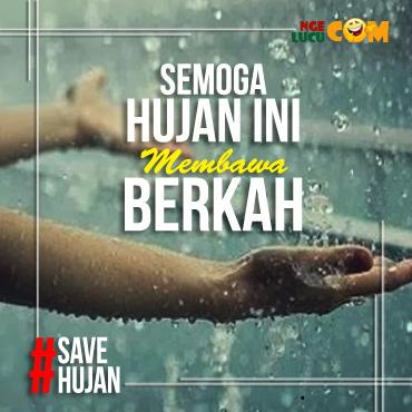 DP BBM Semoga Hujan Membawa Berkah