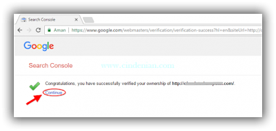 Cara Mudah Daftar Google Search Console