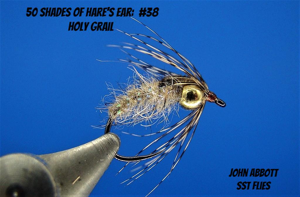 3 x HARE/'S EAR MUDDLER SHORT-SHANK sizes 10,12 available