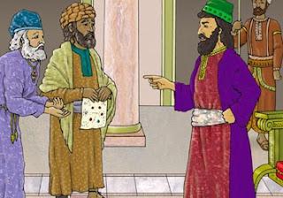 قصة الملك ووزراءه قصص وعبر