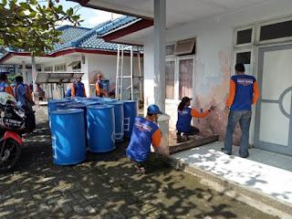 Disnav Semarang Ajak  Masyarakat  Padat Karya