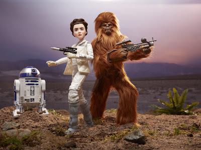 Star Wars: Forces of Destiny Adventure Figures
