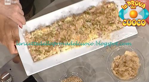 Riso primavera ricetta Takamitsu da Prova del Cuoco