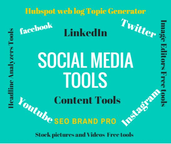 Social Media Marketing Free Tools for Small Businesses