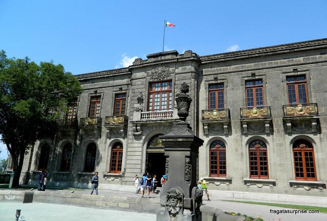 Castelo de Chapultepec - Museu de História do México