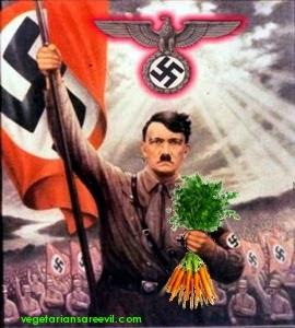 Hitler vegetariano