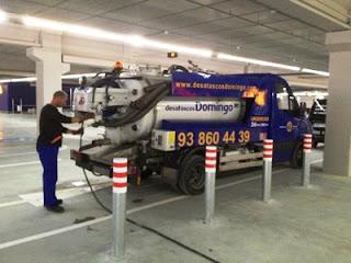 Camión cuba urgente en Granollers - Servicio 24 horas -
