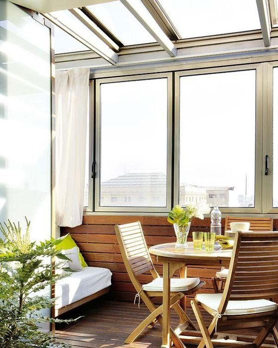 108 excellent design ideas for your balcony