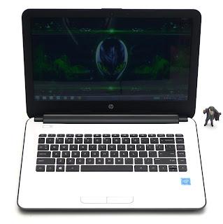 Laptop HP 14-ac152TU Bekas Di Malang