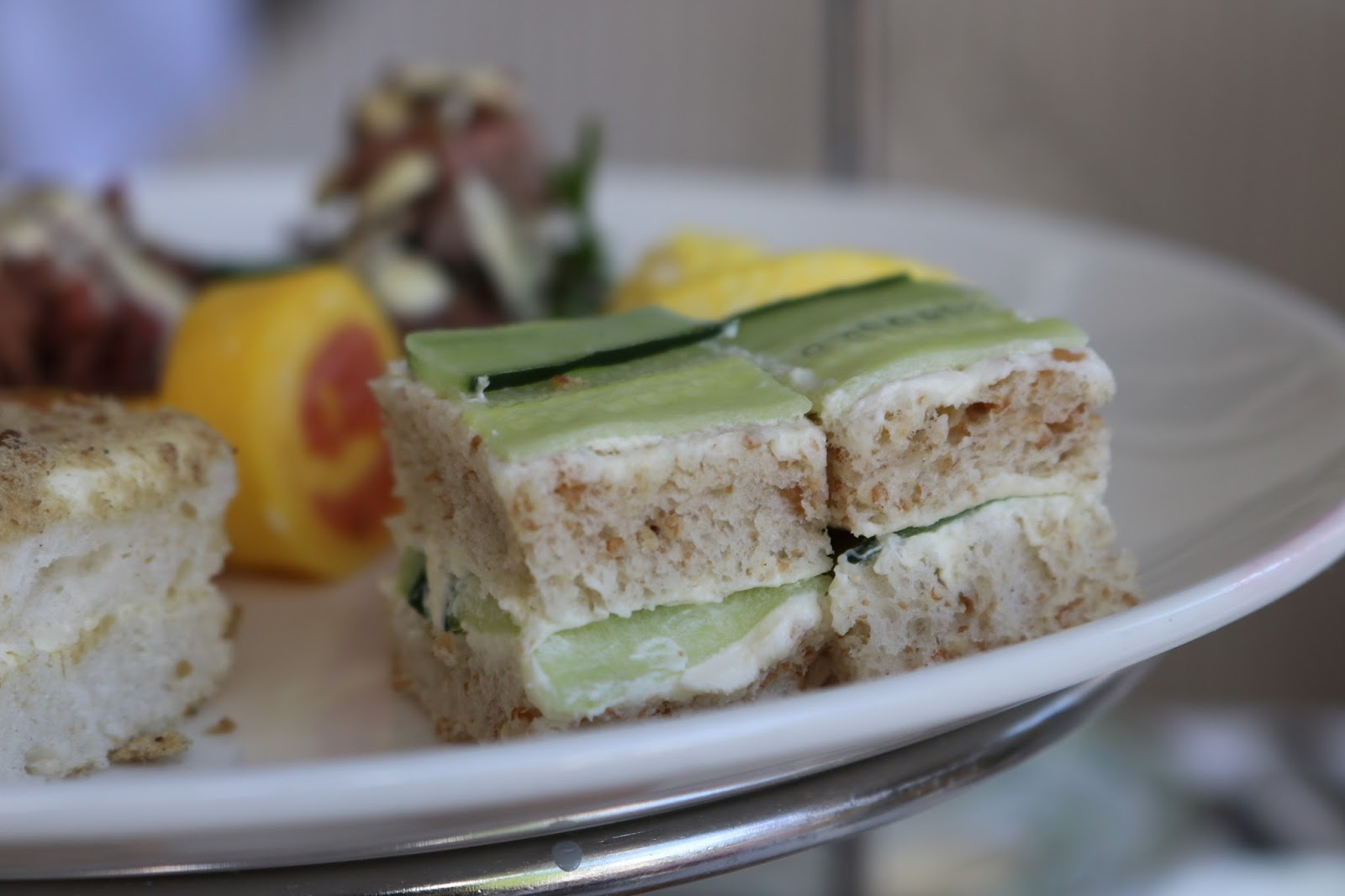 Afternoon Tea at the Belmond Mount Nelson Hotel